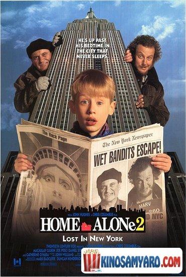 მარტო სახლში 2 / Home Alone 2: Lost in New York