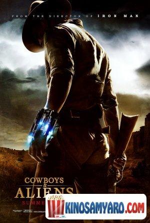 Kovboebi Da Ucxoplanetelebi Qartulad / კოვბოები და უცხოპლანეტელები / Cowboys and Aliens