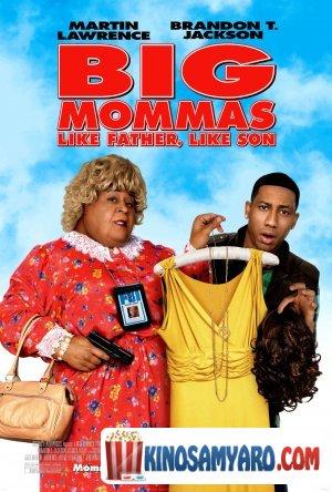 Didi Dedikoebi Mamisnairi Shvili Qartulad / დიდი დედიკოები: მამისნაირი შვილი / Big Mommas: Like Father, Like Son