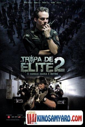 Elitaruli Danayopi 2 Mteri Shignidan Qartulad / ელიტარული დანაყოფი 2: მტერი შიგნიდან / Elite Squad 2: The Enemy Within
