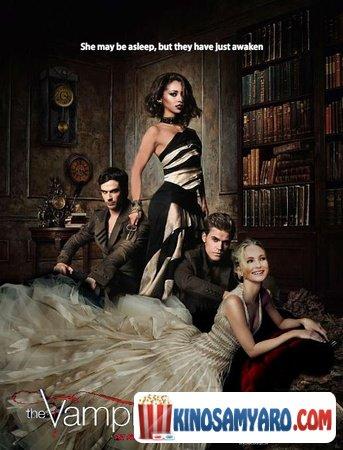 Vampiris Dgiurebi Sezoni 7 Qartulad / ვამპირის დღიურები სეზონი 7 / The Vampire Diaries Season 7