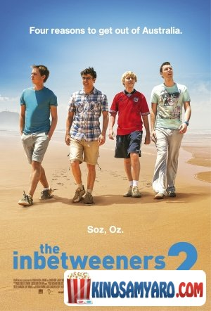 Mozardebi 2 Qartulad / მოზარდები 2 / The Inbetweeners 2