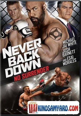 Arasodes Danebde 3 Qartulad / არასოდეს დანებდე 3 / Never Back Down: No Surrender
