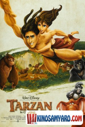 Tarzani Qartulad / ტარზანი (ქართულად) / Tarzan