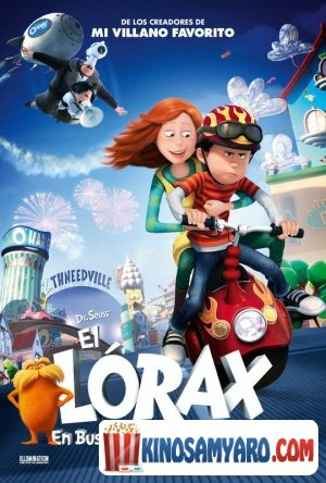 Loraqsi Qartulad / ლორაქსი (ქართულად) / The Lorax