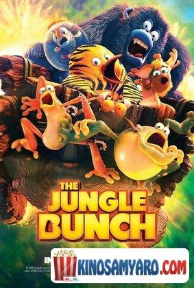 Junglebis Mcvelebi Qartulad / ჯუნგლების მცველები (ქართულად) / Les as de la jungle