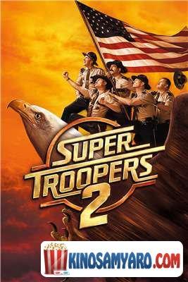 Super Policielebi 2 Qartulad / სუპერ პოლიციელები 2 (ქართულად) / Super Troopers 2