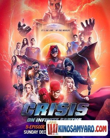 usasrulo samyaroebis krizisi sezoni 1 qartulad / უსასრულო სამყაროების კრიზისი სეზონი 1 (ქართულად) / Crisis on Infinite Earths Season 1