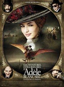 ადელის უჩვეულო თავგადასავლები ქართულად / adelis uchveulo tavgadasavlebi qartulad / The Extraordinary Adventures of Adele Blanc-Sec