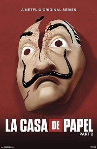 qagaldis saxli 2 sezoni qartulad / ქაღალდის სახლი 2 სეზონი / La casa de papel season 2